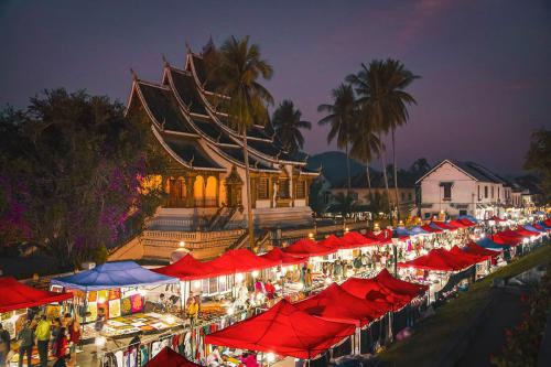Luang Prabang and Mekong river cruise 7 days