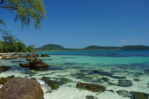 Cambodia Beach Free & Easy 4 Days