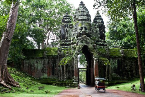 Unlock Angkor Temples 3 days